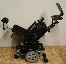 INVACARE ATO-TDXSP-CG Wheelchair with electric Tilt and electric leg extension