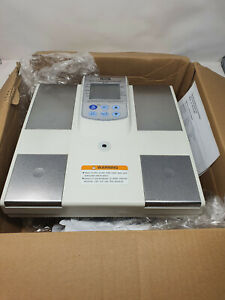 Tanita BF-350 Total Body Composition Analyzer Scale for Weight, Body Fat %, BMI