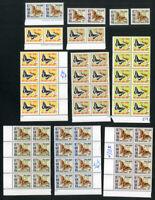 Vietnam Stamps # J15-20 XF OG Butterflies Lot of 10x Sets Scott Value $512.50