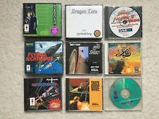 9x ++ 3DO GAMES ++ 1990's ++ ORIGINAL SPIELE SAMMLUNG ++ KONVOLUT + DRAGON LORE