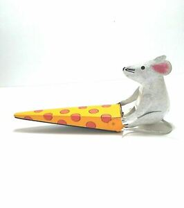 NEW Metal Mouse Door Stop Stopper Farmhouse Rustic Decor Inside or Outside