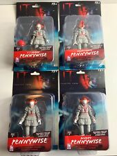 "IT Chapter 2 Pennywise Complete Series 1 Action Figure & Diorama Set 5"" PhatMojo"