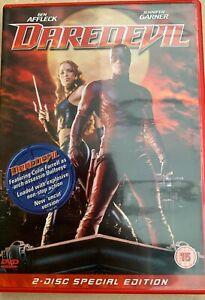 Daredevil Special Edition (DVD, 2003) FREE P&P