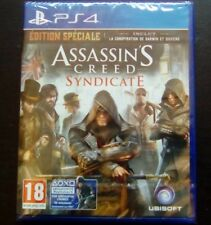 ASSASSIN'S CREED SYNDICATE édition spéciale : JEU Sony PLAYSTATION 4 PS4 (NEUF)