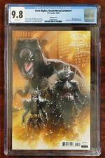 Dark Knight: Death Metal Legends of the Dark Knight #1 1:25 CGC 9.8 LOTDK