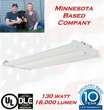 T8 LED High Bay Warehouse, Shop, Garage Commercial Light Fixture NEW lamp