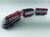 Caitlin & Cars 3pc lot Works Thomas Tank & Friends Trackmaster Motorized Train
