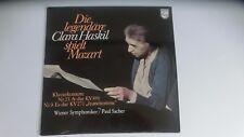 Die Legendäre Clara Haskil spielt Mozart Philips LP