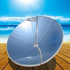 1.5m Diameter Parabolic Solar Cooker Stoves Portable Outdoor Camping 1800W Usa