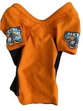 """Metal """"M"""" Series Single-Ply Bench Shirt 52 Orange"""