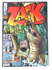 ZACK Heft # 11 ( Mosaik Steinchen für Steinchen Verlag ) Neuwertig