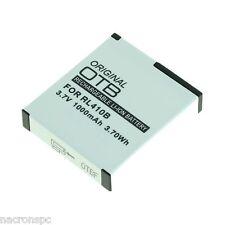 Batterie AC230 Rollei 230 240 400 410 RL410B Li-ion 3,7V 1000 mAh