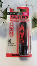 Maybelline Baby Lips  Lippenbalsam Lippenpflege Balsam Oh! Orange! Neu