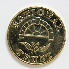 AUSTRALIA MEDAL NATIONAL TRUST GOVERNMENT HOUSE NSW 24 CARAT GOLD SURFACES ISWC3