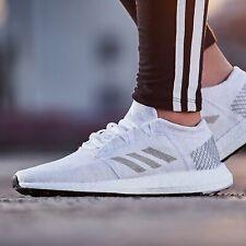 adidas Men's Running Pureboost Go White/grey - Size 11