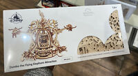 Disney Parks Ugears DUMBO Attraction Wooden Mechanical Model Puzzle