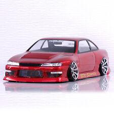 Pandora RC Cars Nissan SILVIA S14 BN Sports 1:10 Drift 198mm Clear Body #PAB-165