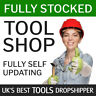 Dropship Tools UK + World | | Fully Stocked eCommerce Store Website 6w service