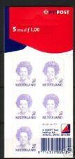 Nederland NVPH 1491b Vel Beatrix Inversie 2001 Zelfklevend Postfris