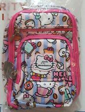 NWT Jujube Hello Kitty Bakery Coffee Pink Mini BRB Kid's Backpack Ju-ju-be (D)