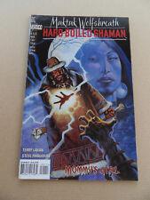 Muktuk Wolfsbreath : Hard -Boiled Shaman 1 of 3. DC / Vertigo 1998 . VF - minus