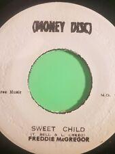 STUDIO ONE. ( MONEY DISC ) SWEET CHILD / SWEET DUB FREDDIE MCGREGOR ( NEW )