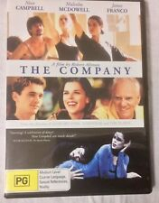 The Company - A celebration of dance. Single DVD Disc (Region 4 - Rated PG)