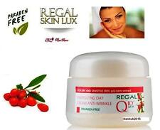 ANTI WRINKLE DAY ENERGIZING cream with Goji berry  + Q10 REGAL