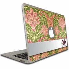 Alpha Phi MacBook Air (11 inch) Vinyl Skin - Floral Print FREE SHIPPING