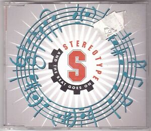 Stereotype - And The Beat Goes On (Maxi-CD 1994)