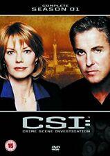 CSI: Las Vegas - Complete Season 1 [DVD][Region 2]
