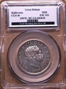 1818 Halfcrown George III