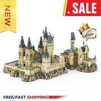 New Harry Potter Hogwarts Castle 71043 Compitible Set Building Blocks MOC-30884