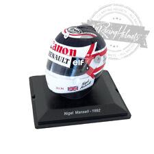 Spark Editions 1:5 Scale Nigel Mansell 1992 F1 World Champion Helmet Helm Casco