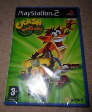PS2 Playstation 2 TWINSANITY CRASH Factory sealed sony new