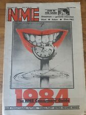 NME newspaper August 28th 1980 the NME consumers guide the jam in the sand cover