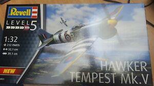 Revell 1/32 Hawker Tempest Mk V