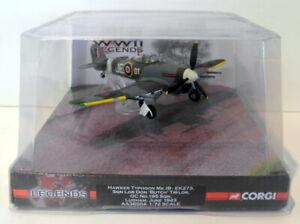 Corgi 1/72 AA36504 Hawker Typhoon Mk.IB EK273 195 Sqn Ludham 1943