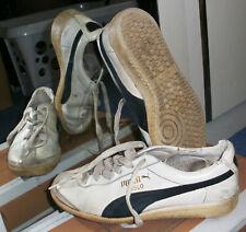 Vintage Turnschuhe & Sneaker aus Leder für Damen günstig