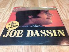 "JOE DASSIN LP "" Joe Dassin "" COLUMBIA Canada 1971'"