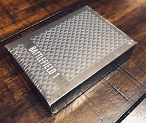 Battlefield 1 PS4 Collector's Limited Edition Playing Cards (No Game!) EA DICE
