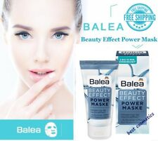 NIB Balea Power Mask Beauty Effect Anti Aging Hyaluronic Acid & Shea Butter 50ml