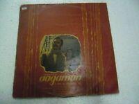 AAGAMAN USTAD GHULAM MUSTAFA KHAN 1983 RARE LP RECORD OST orig BOLLYWOOD VG+