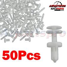 50pc Door Trim Panel Retainer Clips for Chevrolet GMC K1500 K2500 K3500 Suburban