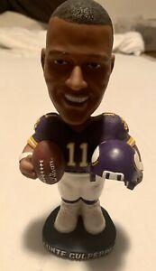 MINNESOTA VIKINGS DAUNTE CULPEPPER #11 BOBBLE DOBBLE NFL FOOTBALL BOBBLE HEAD