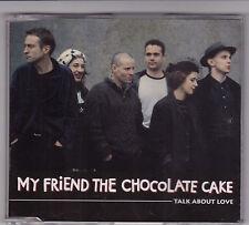 My Friend The Chocolate Cake - Talk About Love - CD (D1477 Mushroom 1996)