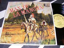 Scarce Disneyland Record Rarity Songs From  00004000 Man Of La Mancha Mike Sammes Singers