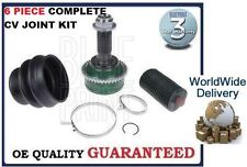 FOR MAZDA 6 2.0TD DIESEL 2002-2005 OUTER CONSTANT VELOCITY CV JOINT KIT COMPLETE