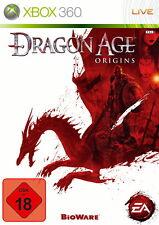 Dragon Age: Origins (Microsoft Xbox 360, 2009, DVD-Box)