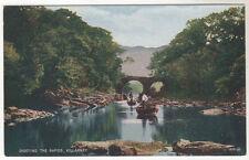 More details for the rapids - killarney photo postcard c1920 / ireland